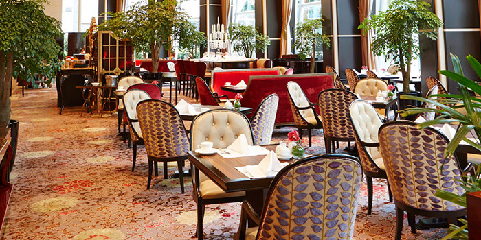 Brasserie Les Saveurs (The St. Regis Singapore)