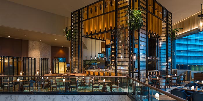 Bar and Restaurant, Mirage Bar & Restaurant, Wan Chai, Hong Kong