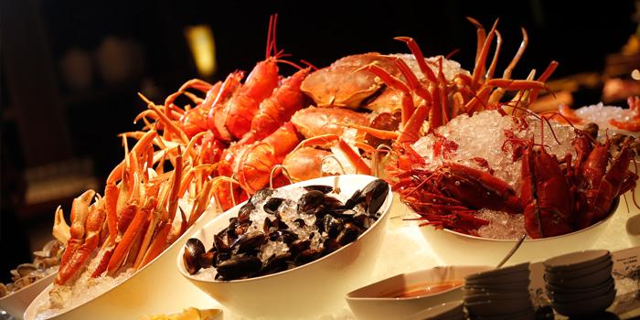 Seafood Counter, Marina Kitchen, Wong Chuk Hang, Hong Kong