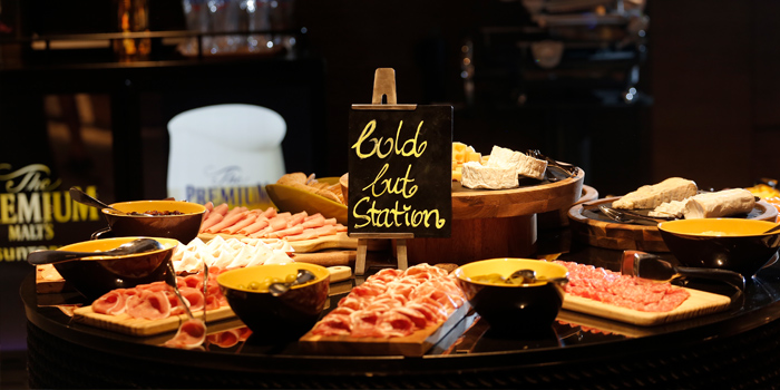 Cold Cut Station, Marina Kitchen, Wong Chuk Hang, Hong Kong
