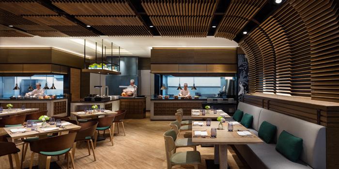 Interior, Marina Kitchen, Wong Chuk Hang, Hong Kong