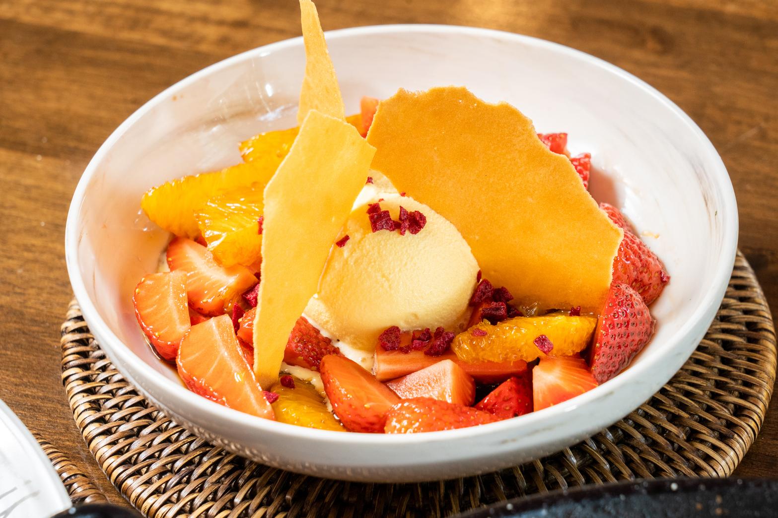 Dessert from Arroz Spanish Rice House at 112 Sukhumvit 53 Klongtan-Nua Wattana, Bangkok