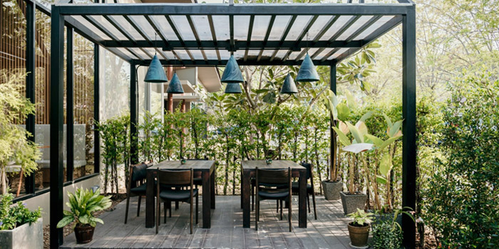 Outdoor from NITAN in Cherngtalay, Phuket Thailand
