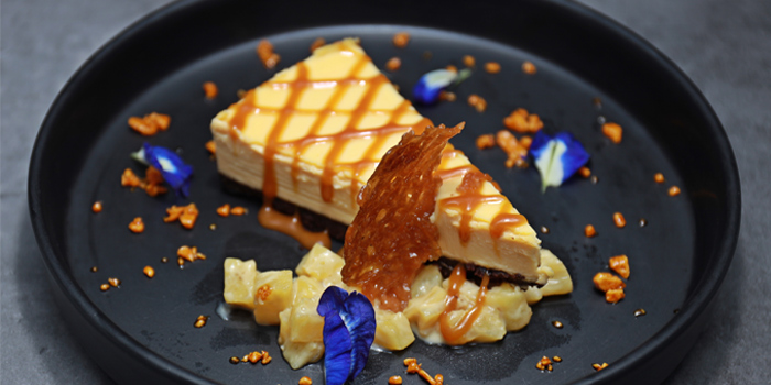 Caramel Cheese Cake  from Two Chefs Patong in Patong, Phuket, Thailand