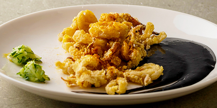 Calamari from Summerlong at The Quayside in Robertson Quay, Singapore
