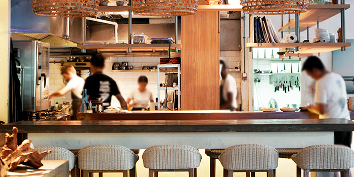 Kitchen from Summerlong at The Quayside in Robertson Quay, Singapore