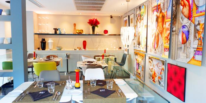 Ambience of Mio Food&Art at 61/1 Sukhumvit 53, Khlong Tan Nuea, Watthana, Bangkok
