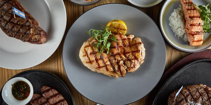 A La Carte, The Patagonia Argentinian Steak House, Sheung Wan, Hong Kong