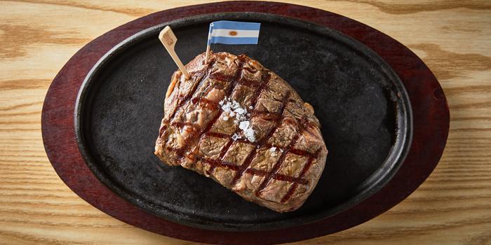 Ribeye, The Patagonia Argentinian Steak House, Sheung Wan, Hong Kong