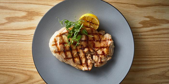 Pollo al Limon, The Patagonia Argentinian Steak House, Sheung Wan, Hong Kong