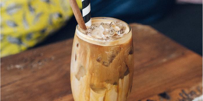 Drinks from Paperboy, Legian, Bali