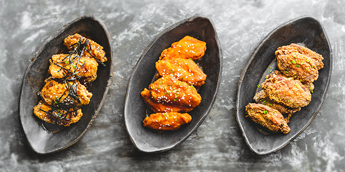 Chicken Wings from Almost Famous Craft Beer Bar in CHIJMES, Singapore