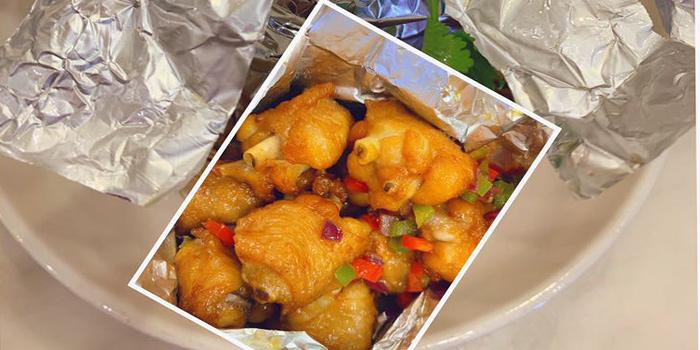 Vegetarian Chicken from Nan Jing Restaurant in Lavender, Singapore