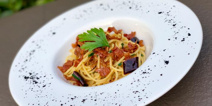 Spaghetti AOP from Brunello at 15 Soi Rama IX 58 Suanluang Bangkok