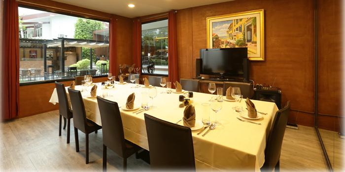 Private Room of Brunello at 15 Soi Rama IX 58 Suanluang Bangkok