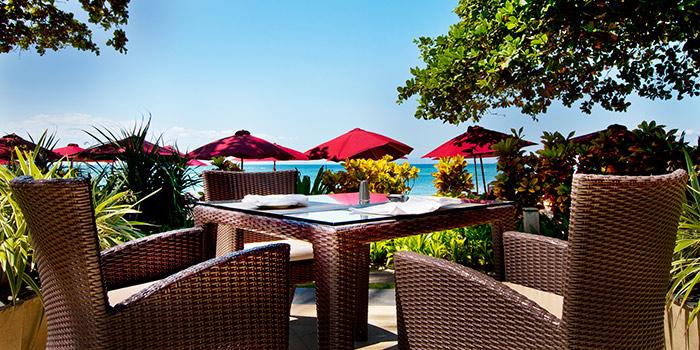 Exterior at Arwana Restaurant, Nusa Dua