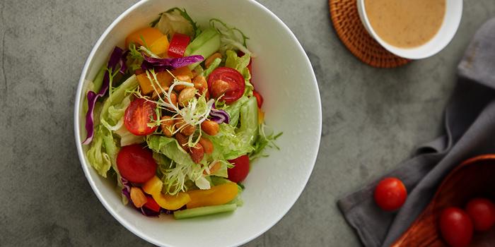 Crunchy Garden Salad from Jia He Xing Dumpling 嘉合兴 at Marina Square in Promenade, Singapore