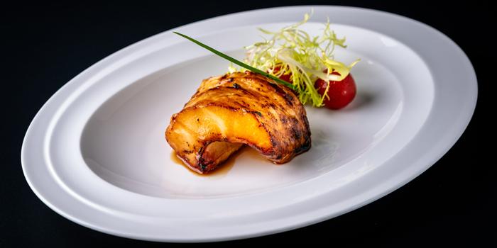 Spicy Lemongrass infused Baked Snow Fish from Wah Lok Cantonese Restaurant at 491 Sukhumvit Rd, Khwaeng Khlong Toei Nuea, Khet Watthana, Krung Thep Maha Nakhon
