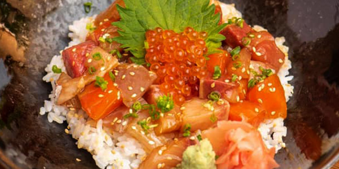 Chirashi Don  from Jimoto Dining in Bukit Timah, Singapore