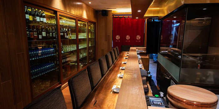 Dining Bar  from Jimoto Dining in Bukit Timah, Singapore