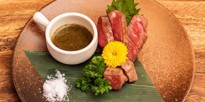 Wagyu Beef  from Jimoto Dining in Bukit Timah, Singapore