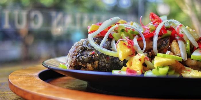 Dish 1 at Suasana Restaurant, ASTON at Kuningan Suites
