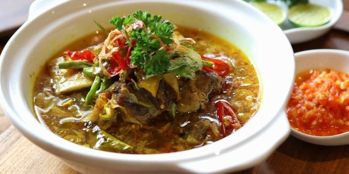 Dish 2 at Suasana Restaurant, ASTON at Kuningan Suites