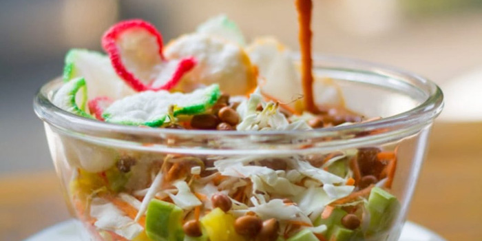Dish 3 at Suasana Restaurant, ASTON at Kuningan Suites