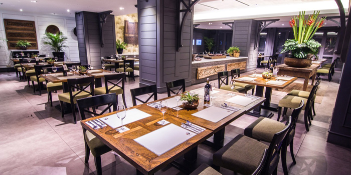 Interior 1 at Suasana Restaurant, ASTON at Kuningan Suites