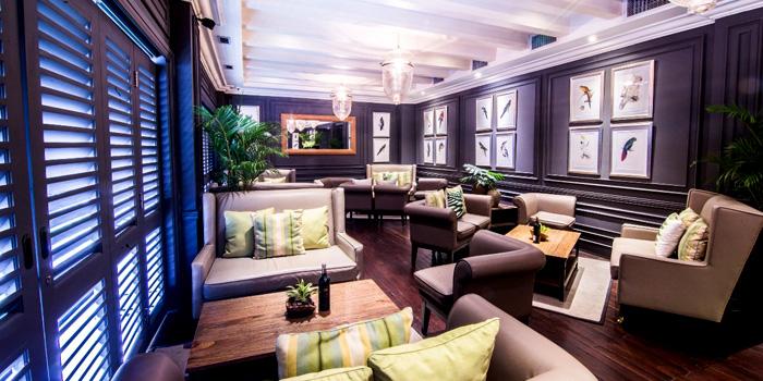 Interior 2 at Suasana Restaurant, ASTON at Kuningan Suites