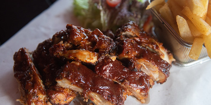 BBQ Pork Ribs from Georges @ The Cove in Pasir Ris, Singapore