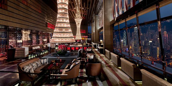 Lounge, The Lounge & Bar, Tsim Sha Tsui, Hong Kong