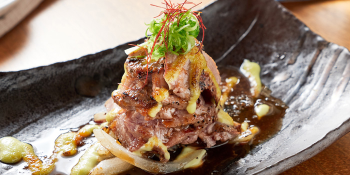 Beef sirloin, Kyoto Joe, Central, Hong Kong