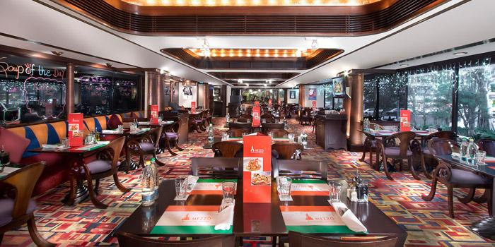 Interior, Mezzo, Tsim Sha Tsui, Hong Kong