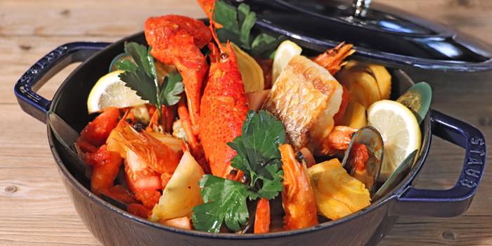 Seafood Pot, Mezzo, Tsim Sha Tsui, Hong Kong