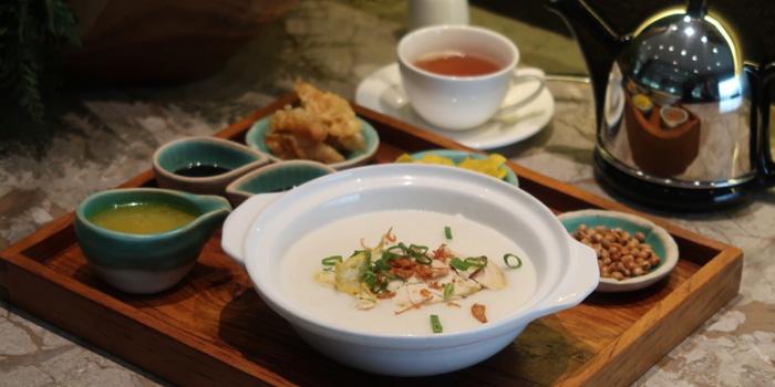 Dish 1 at Gulawatu, ASTON at Kuningan Suites