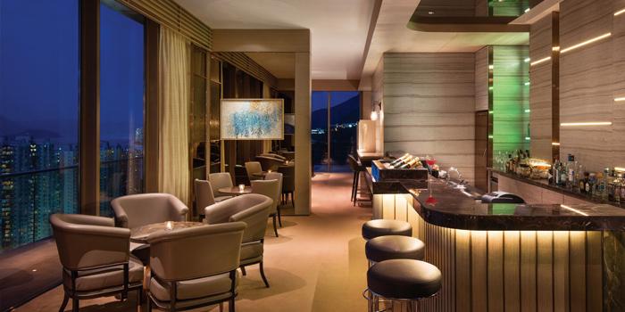 Interior, LEVELthirty Lounge & Bar, Shatin, Hong Kong
