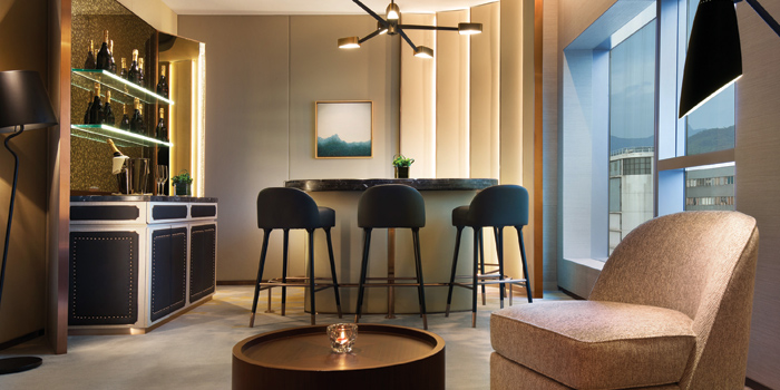 Private Room, LEVELthirty Lounge & Bar, Shatin, Hong Kong