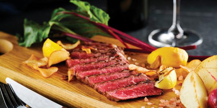 Grilled Steak, LEVELthirty Lounge & Bar, Shatin, Hong Kong