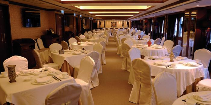 Interior, Greater China Club, Lai Chi Kok, Hong Kong