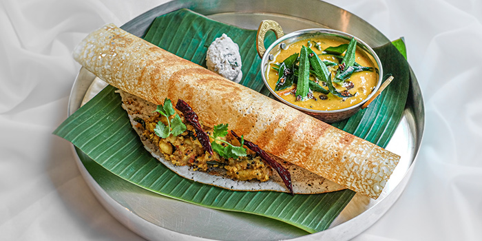 Masala Dosa from COMO Cuisine in Dempsey, Singapore