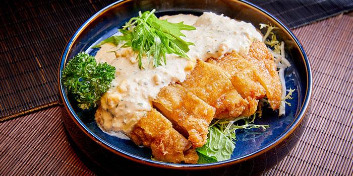 Miyazaki Fried Chicken, KIDO Yakitori Kushiage, Tsim Sha Tsui, Hong Kong