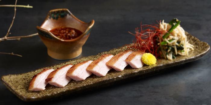Tontoro / Pork Jowl from Matsukiya at Paragon in Orchard, Singapore