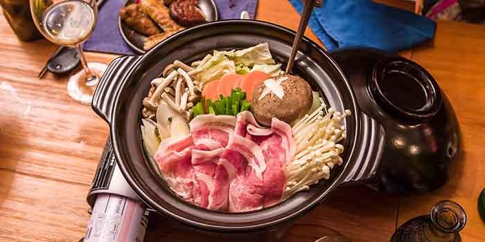 Beef Hotpot, Umai Ramen Sumibiyaki, Lai Chi Kok, Hong Kong