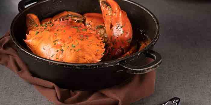 Crab Juicy Rice, Rustico Spanish Restaurant, Lai Chi Kok, Hong Kong