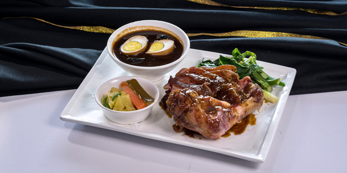 Braised Pork leg, Greyhound Cafè (Cityplaza), Taikoo Shing, Hong Kong