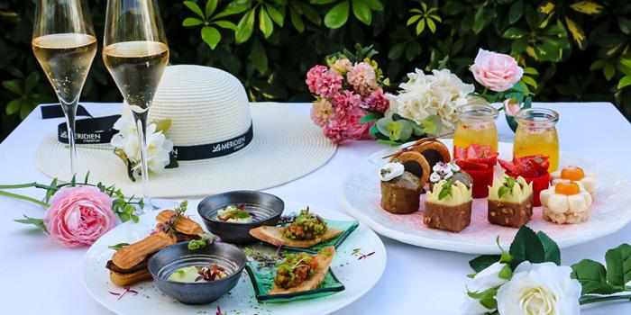 Spring Afternoon Tea Set, Prompt, Cyberport, Hong Kong
