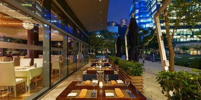 Terrace, Prompt, Cyberport, Hong Kong