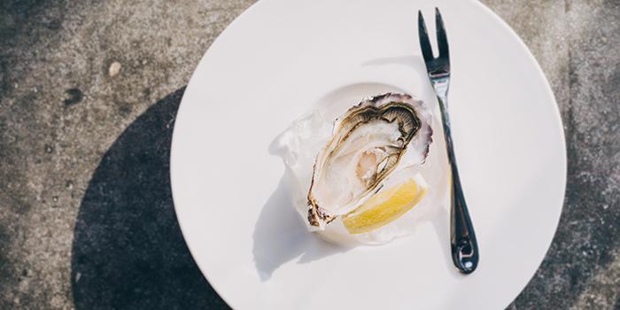 Oyster Plate from Ginett Restaurant & Wine Bar in Bugis, Singapore