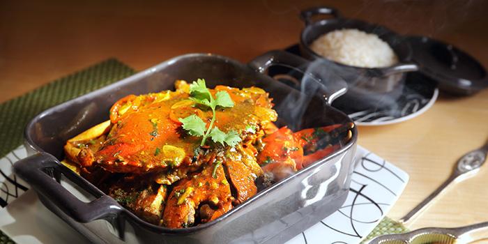Macanese Crab Curry, Café Encore, Wynn Macau, Macau